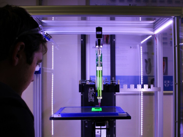 3d-printing, Boes Aerospace
